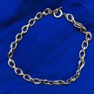15in Brook's Brothers Gold Link Choker